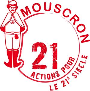 21 Actions pour le 21 Siècle Mouscron