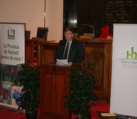 Cérémonie de Remise des Prix Hainaut horizons 2012