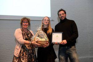 ECOTERRE reçoit le Prix du Public