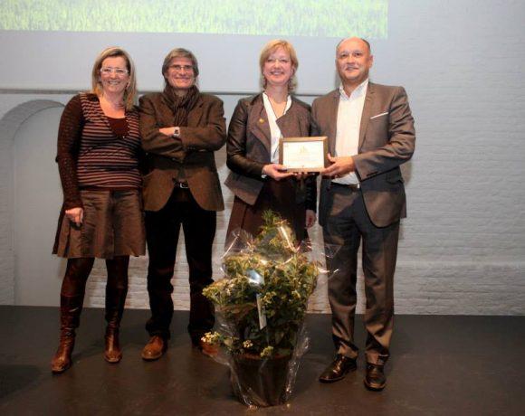 La Ville de Silly, Prix Hainaut horizons du Nominé, décerné par: