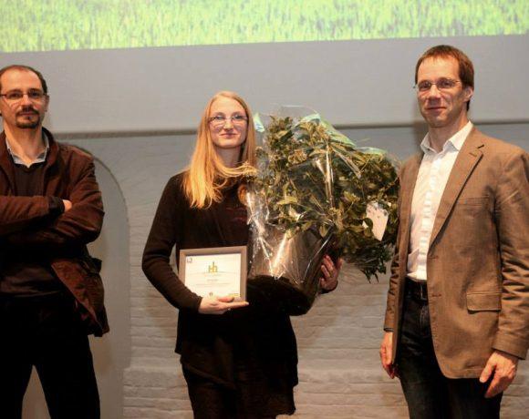 Ecoterre, Prix Hainaut horizons du Nominé, décerné par: